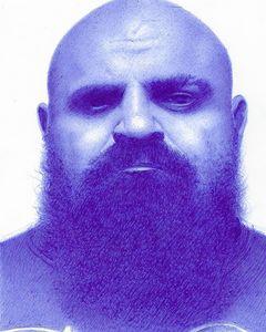 Strongman legend Laurence Shahlaei.