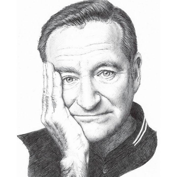Robin Williams - Madcow Art