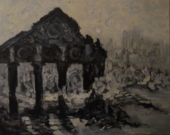 ruins - Yuchen Wu