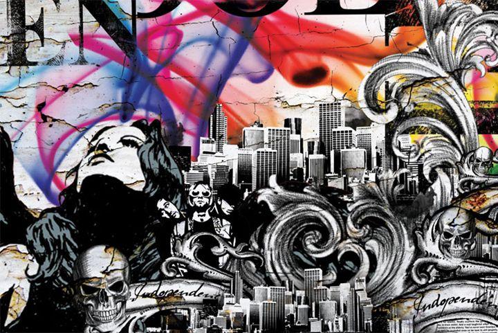 City of God - INDO THE ARTIST