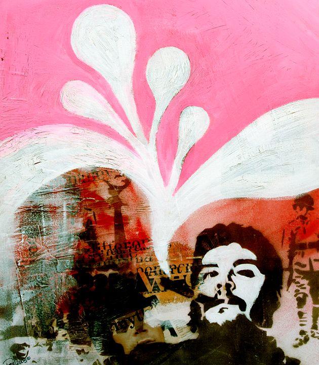 The Che Guavera - INDO THE ARTIST