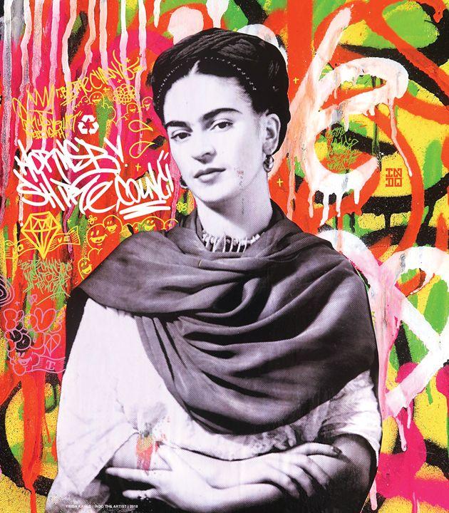 Frida Kahlo - INDO THE ARTIST