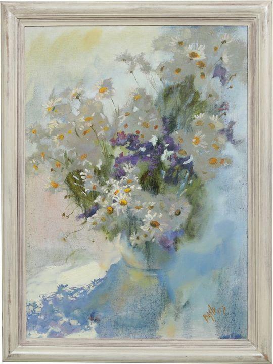 Daisies - Marina Berezina