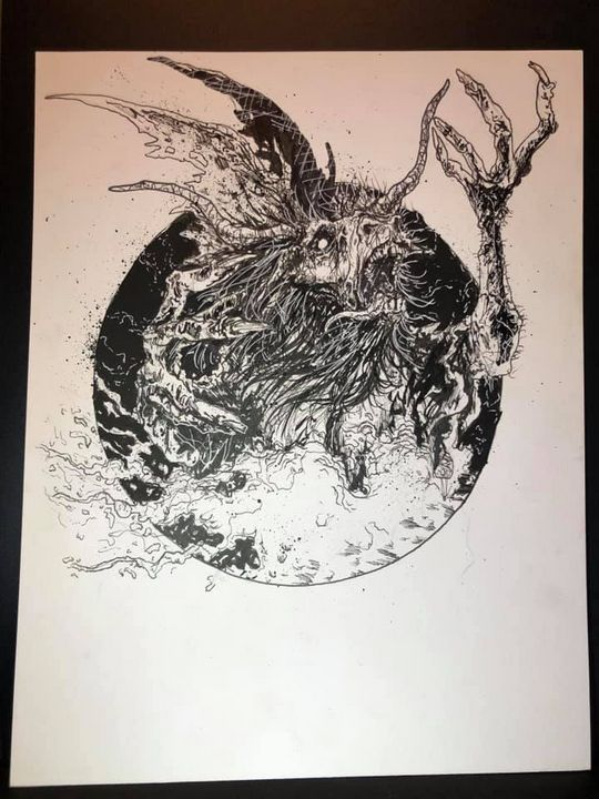 20188511135 - Dahmer Art