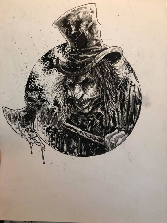 201791206 - Dahmer Art