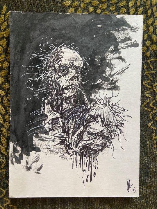 20155701 - Dahmer Art