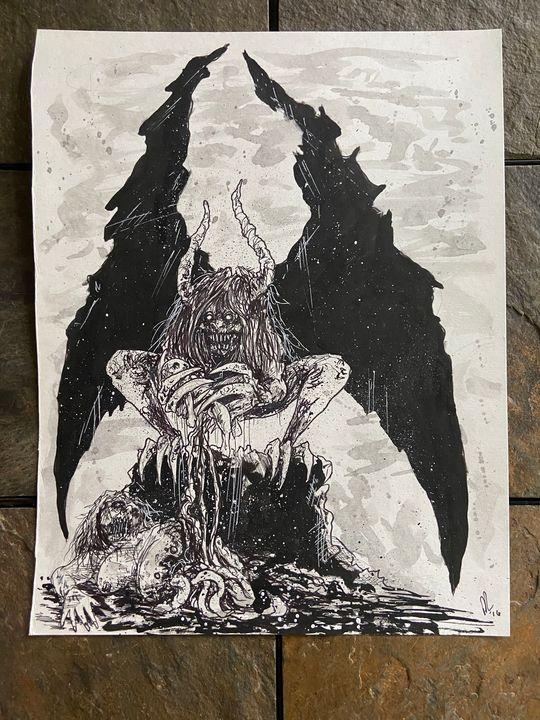 2016111405 - Dahmer Art