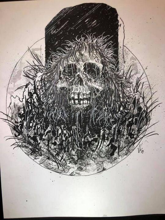 20188511108 - Dahmer Art