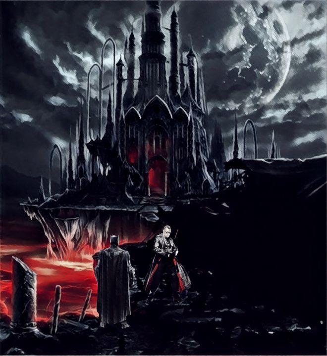 """Meet me at Transylvania"" - Head Visions"