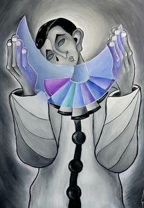 """""""Pierrot et la lune"""""""
