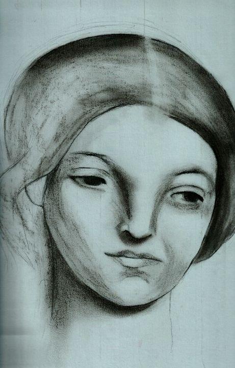 After Pierre Puvis de Chavannes - Art by Audriana