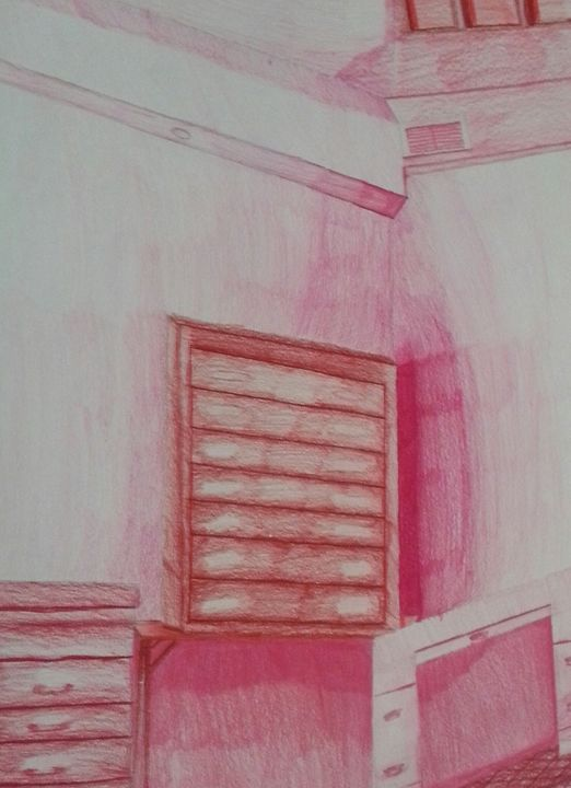 Pink Room - Art by Audriana