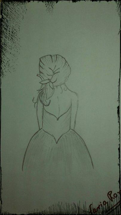 Sketch - Faria Romale