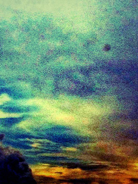 storms brewin - SAR