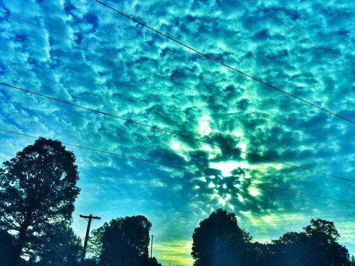 Nothing but blue skies - SAR