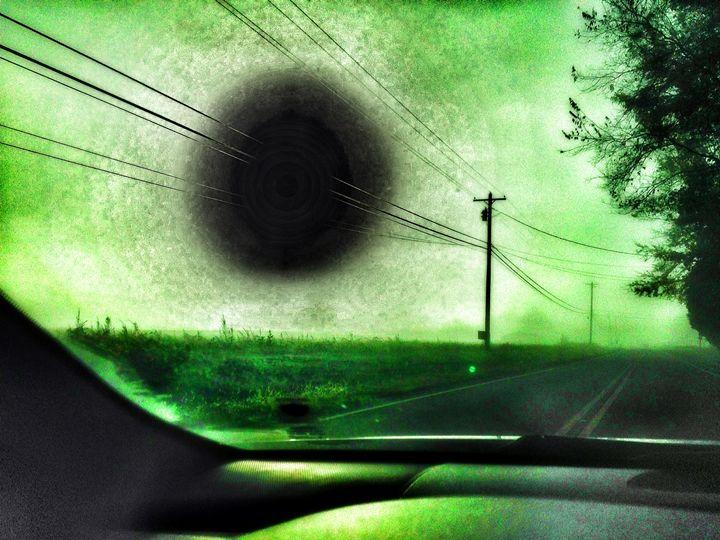 eye in the sky - SAR