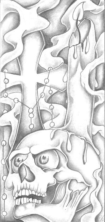 Prison Art - Footesink
