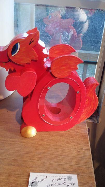 Blaze Dragon - 3G Designs