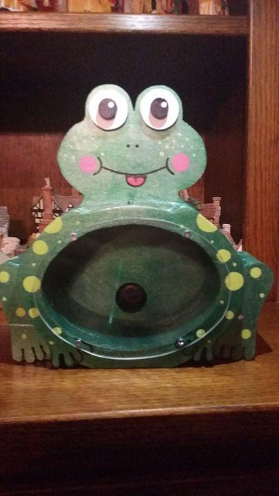 Freddy the Frog - 3G Designs