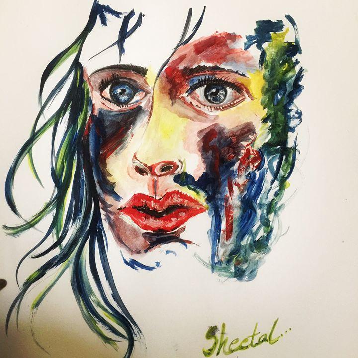 Eyes millions of hopes - Sheetami