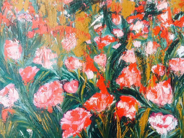Flower garden - Sheetami