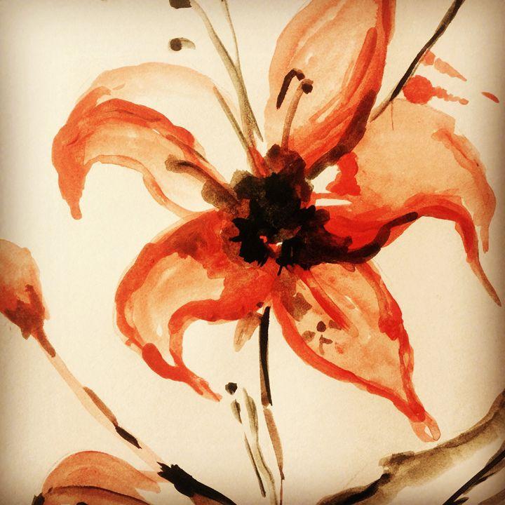 Lily flower - Sheetami
