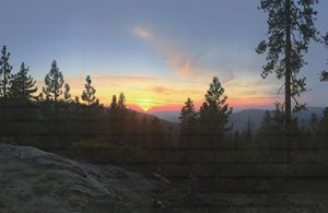 Yosemite Sunset