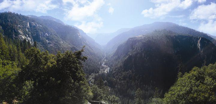 Yosemite Gateway - Photography & Digital Art