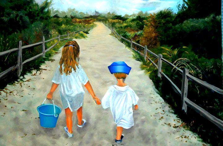 childhood - Stefan Keynan