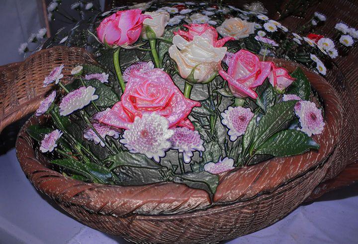 Flower Basket - Ma Lilia Pedellume - GIK Photography