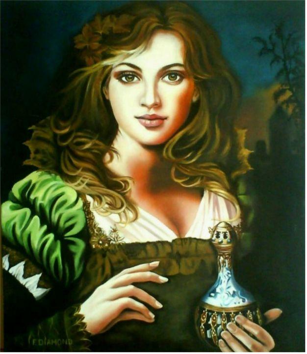 Angelique et magique - Aurore Alexis