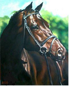 Le cheval de course