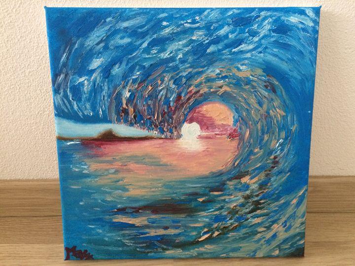 wave - Maria Vyboh