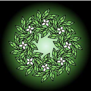 Flower wreath - Stefan Vennberg
