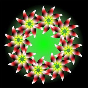 Flower Wreath of June
