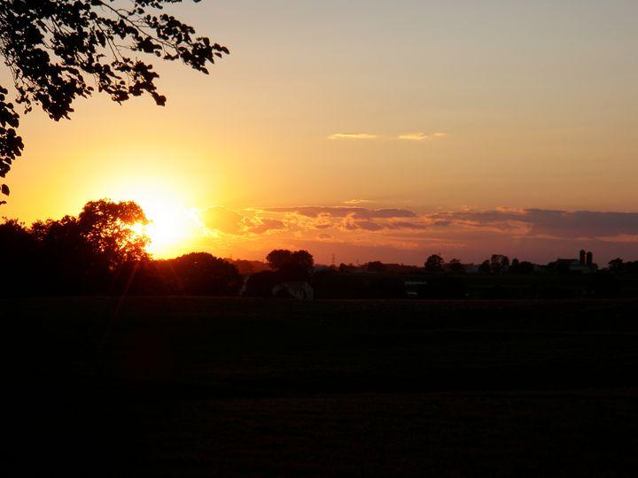 Sunrise on the Farm - Photos