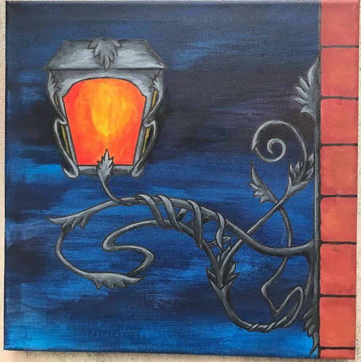 luce nella notte - Stefano Salvatore