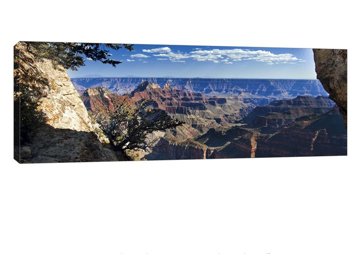 Canyon Window - Photography, by Trent Gaylord
