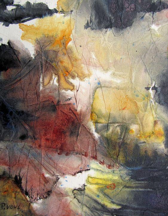 Dark day  (Ciel menaçant) - Pauline Vohl