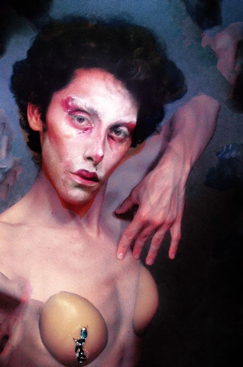 Flesh Without Blood - Virginia Caravaggio