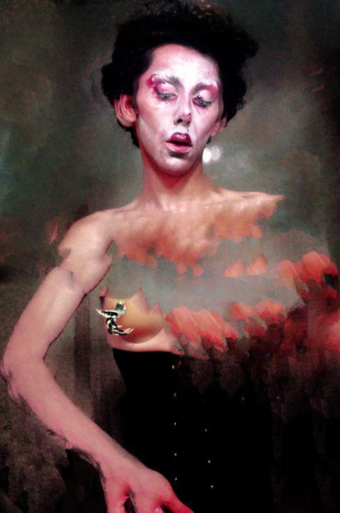 Dovima - Virginia Caravaggio