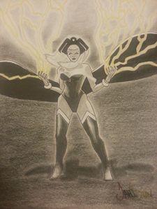 Storm the Goddess