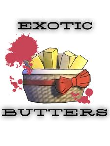 Exotic Butters Meme - FNAF