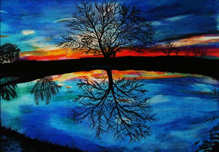Sunset - Athia