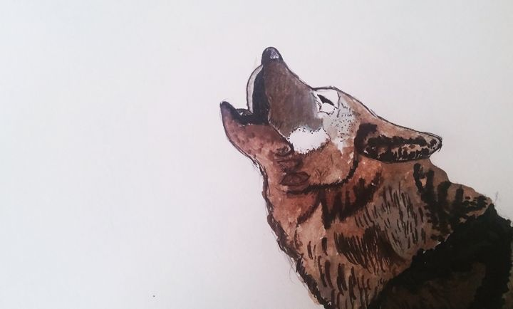 Howling Wolf - Athia