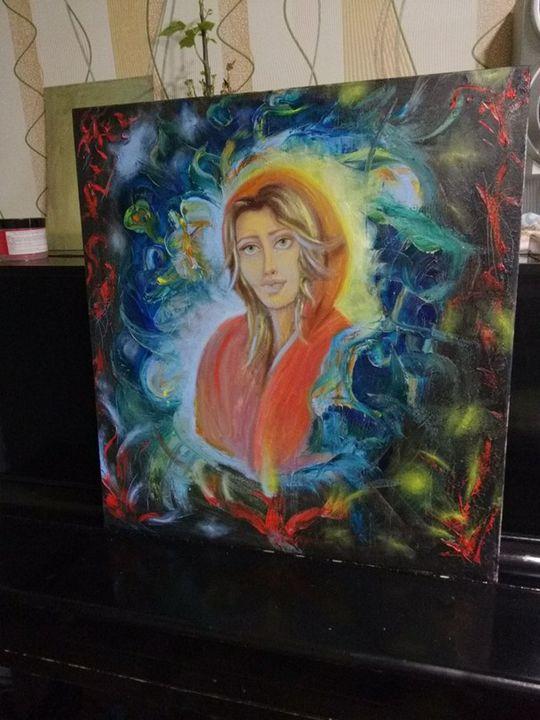 Marie - Adele  MoonLight Dmitrenko