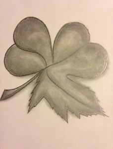Irish maple leaf