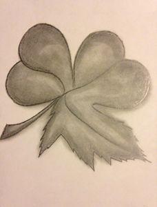 Irish maple leaf