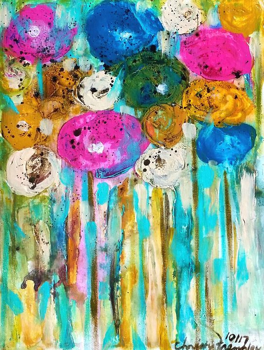 Blooming Blooms 2 - Christy Tremblay