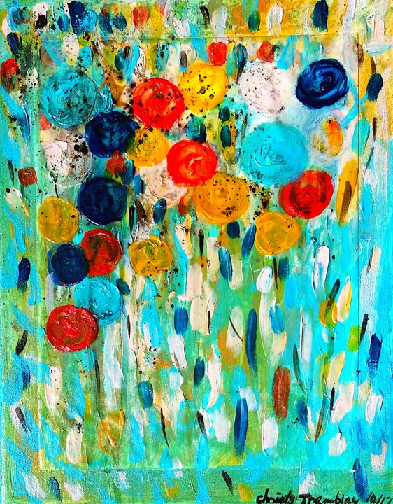Blooming Blooms 4 - Christy Tremblay